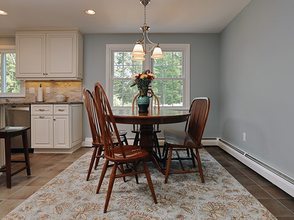 Kitchen Dining Table With Bench