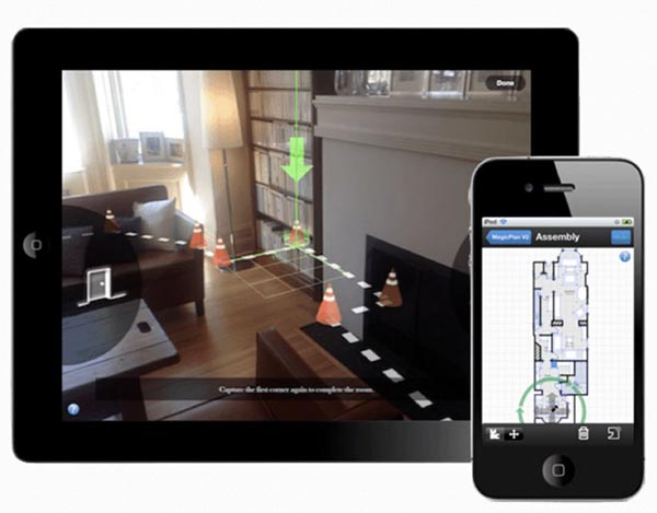 Magic Plan Design App