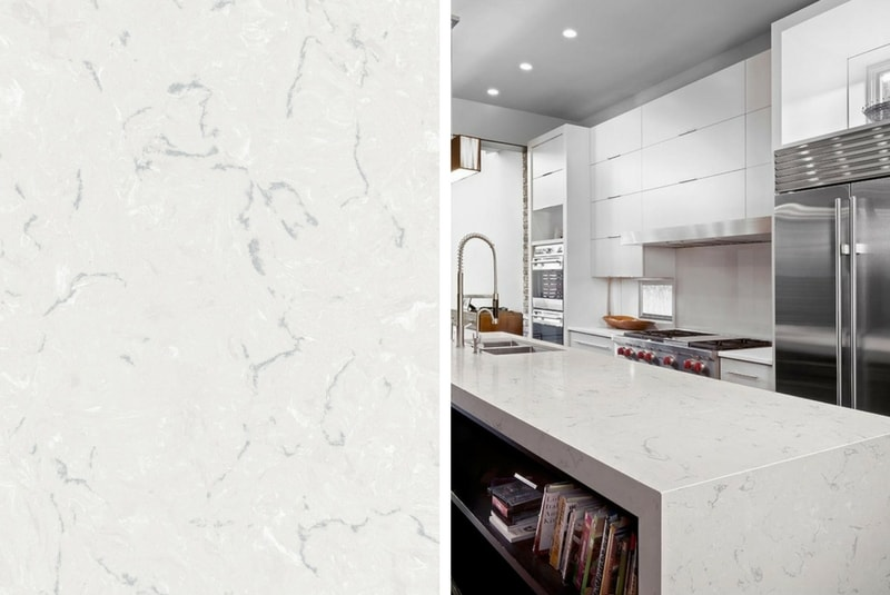 Swansbridge Cambria Quartz Countertop