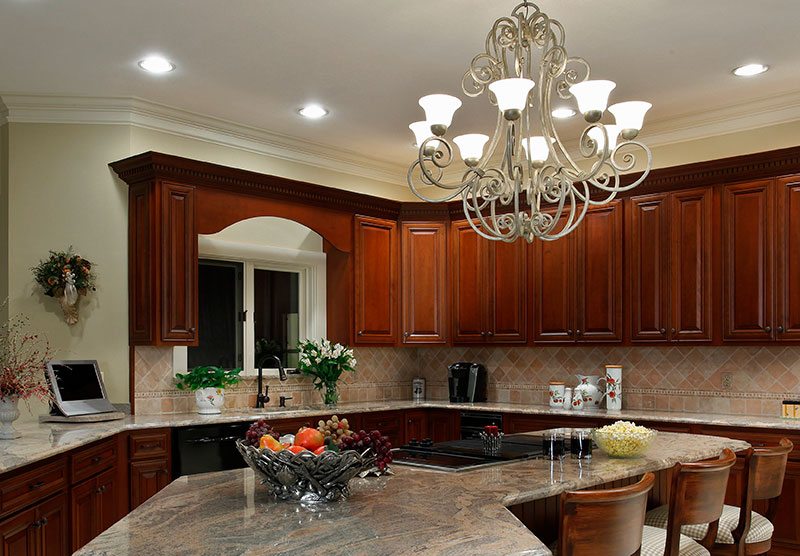 Mix and Match Kitchen Hardware and Fixtures