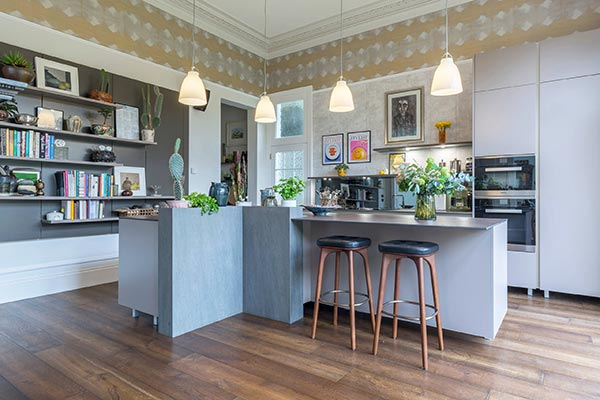 Maximalism in the Kitchen