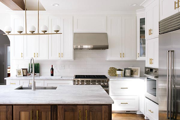 Modern Shaker Kitchen & 3 Types of Kitchens That Are Perfect for Shaker Style Cabinets