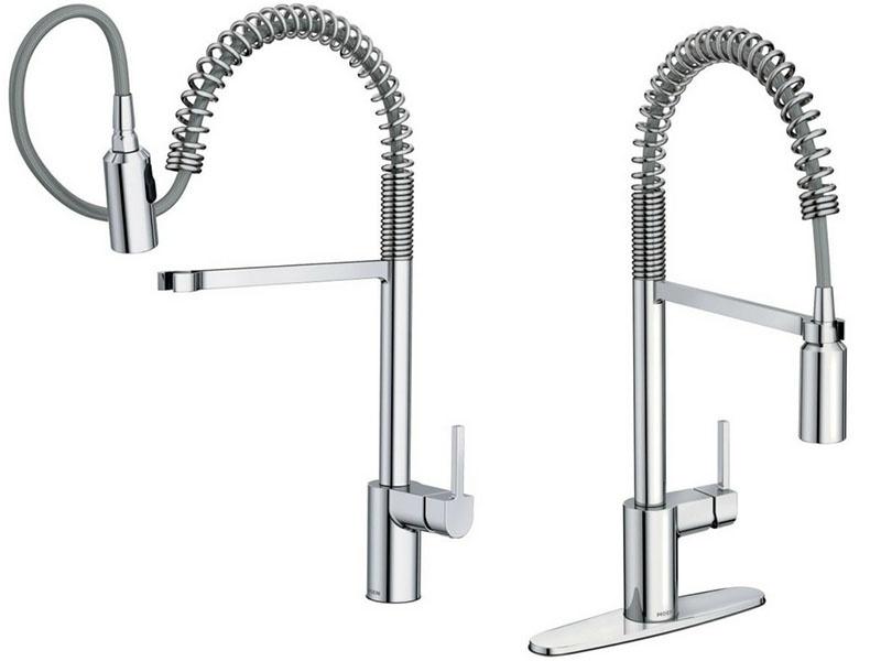 Moen Align Modern Pull-Down Faucet