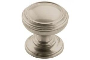 Revitalize Satin Nickel Cabinet Knob