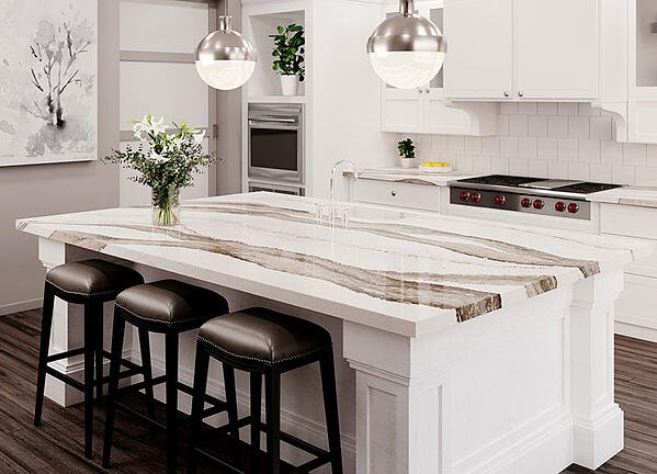Cambria Quartz Designs For Kitchens