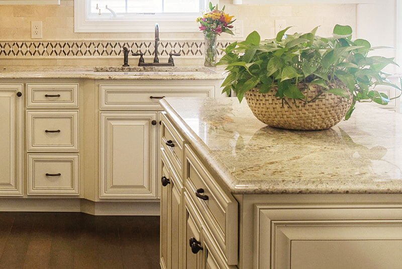 Ogee Kitchen Countertop Edge
