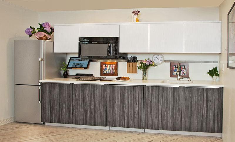 Postmodern Contemporary Kitchen Design