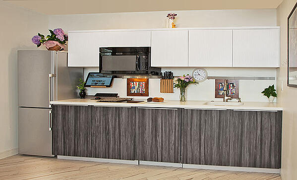 Postmodern Contemporary Kitchen Design
