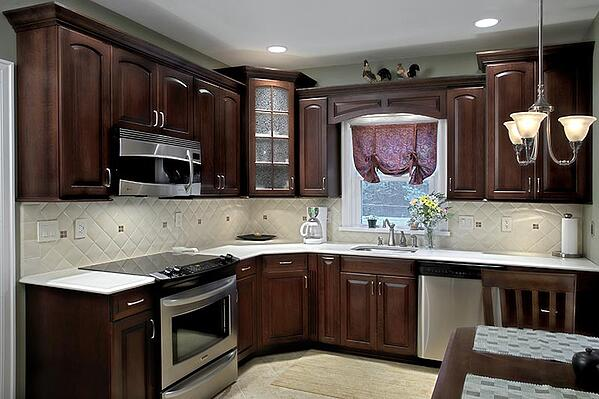 Traditional Kitchen Remodel After Shot