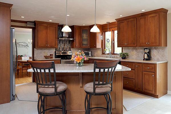 Large Kitchen After Remodel
