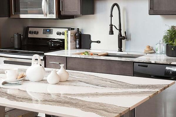 Durable Cambria Kitchen Countertop