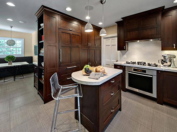 How Much E Is Needed To Install A Kitchen Island