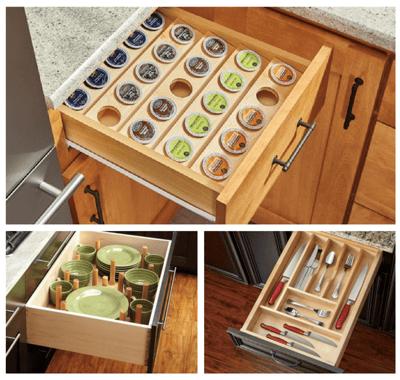Cabinet Storage inserts