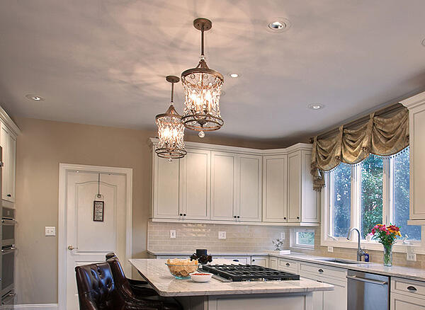Vintage Lighting for Kitchen