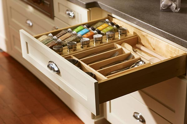 kitchen storage insert