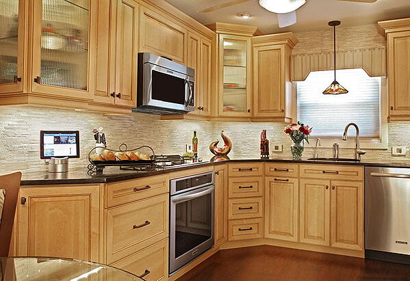 High Quality Kitchen Cabinetry