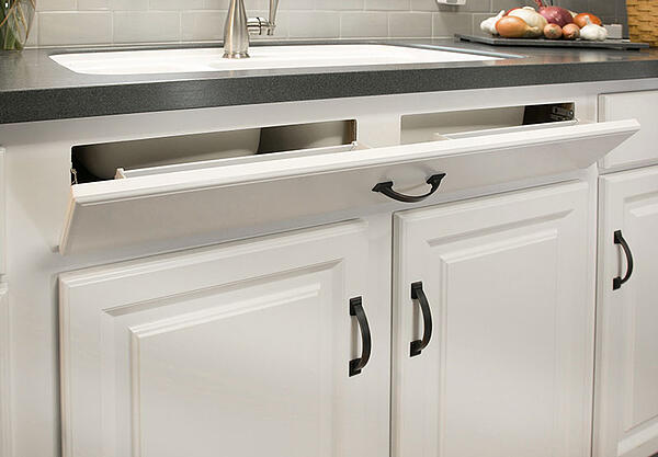 Kitchen Tip-Out Tray