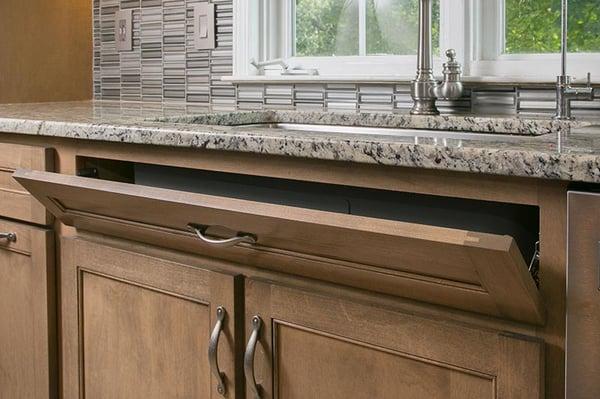 Kitchen Storage Tip Out Tray