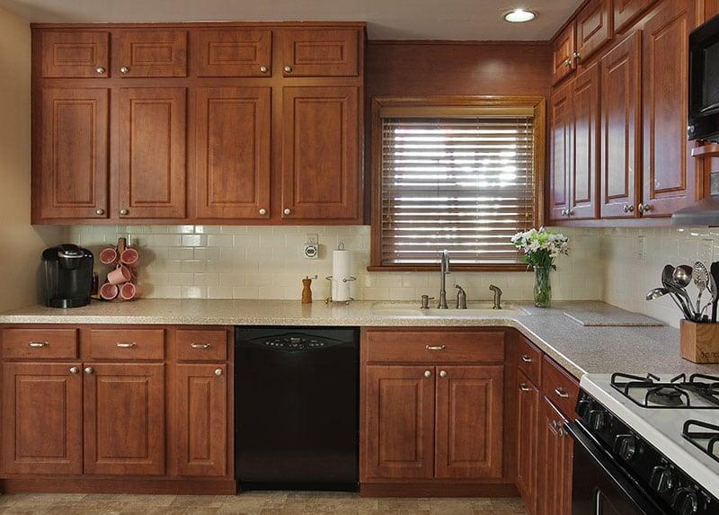 Raised Panel Cabinets