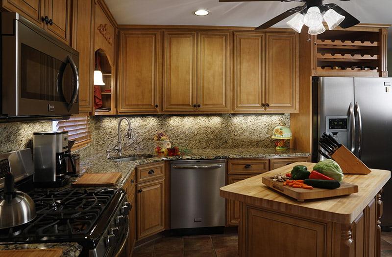 Craftsman Kitchen Style