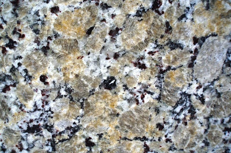 Butterfly Beige Granite Swatch Detail