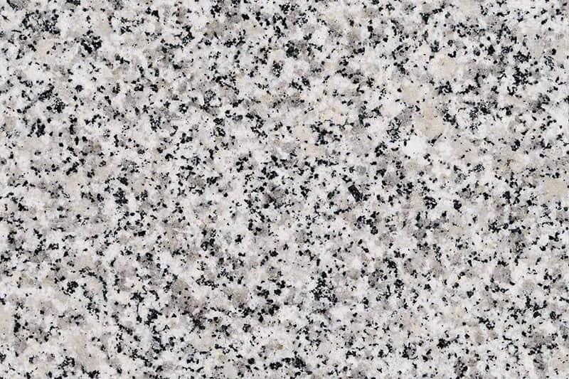 Luna Pearl Granite Detail