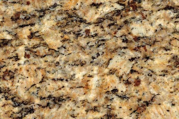 Santa Cecelia Granite Detail