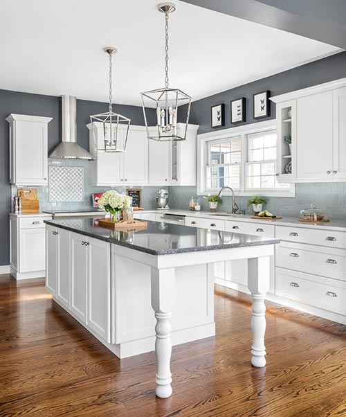 3 Types of Kitchens That Are Perfect for Shaker Style Cabinets