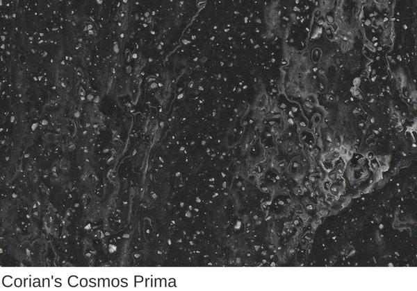 Corian Solid Surface in Cosmos Prima