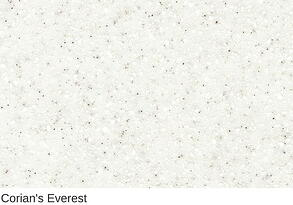 Corian in Everest