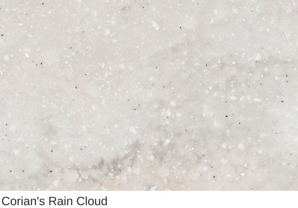 Corian Design Rain Cloud