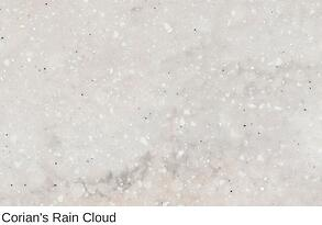 Corian Design Rain Cloud