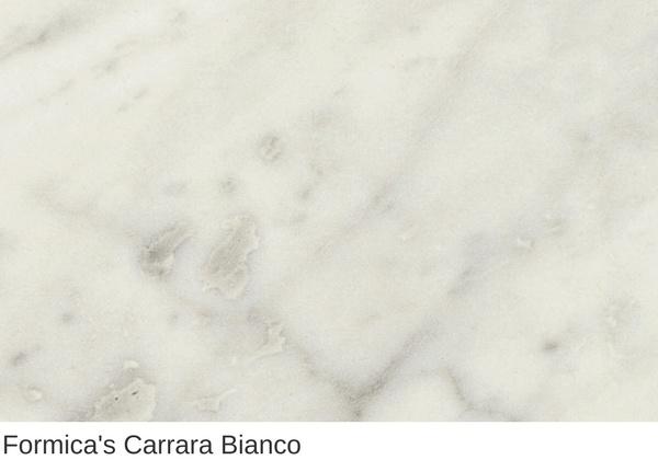 Formica Carrara Bianco