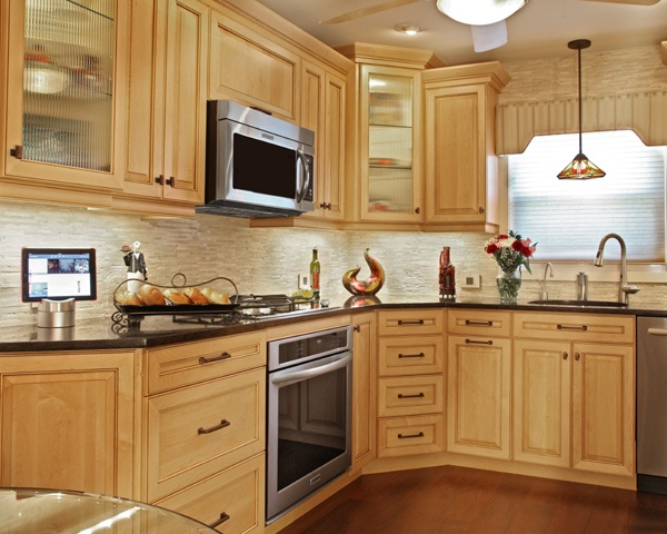 Not Your Momma S Maple Maple Kitchens For Modern Times