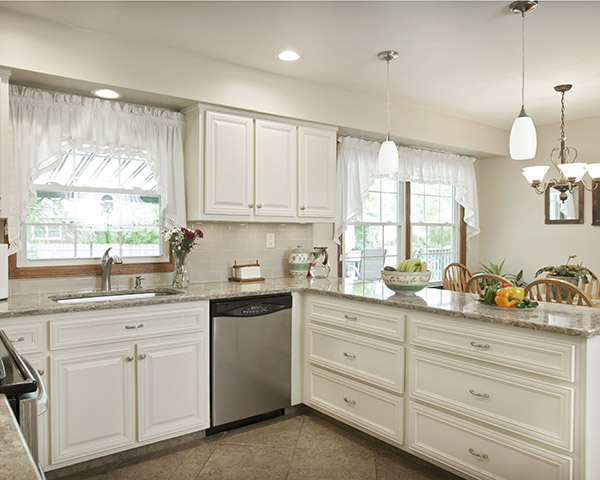 refacing kitchen cabinets cost. White Refaced Kitchen Cabinets How Much Does Refacing Cost
