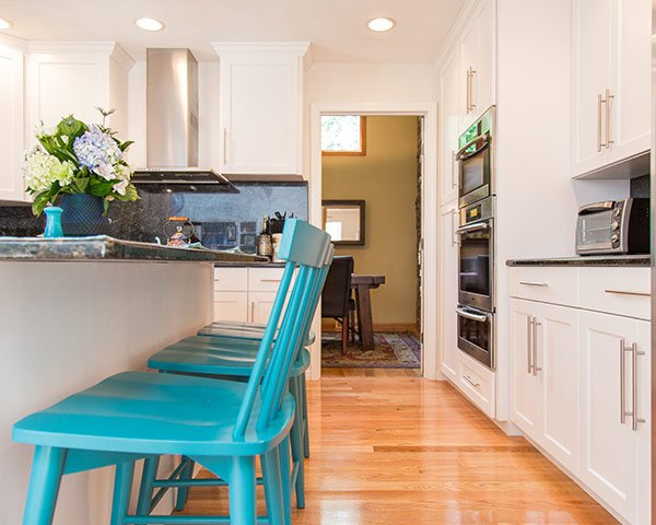 Kitchen Hardwood Flooring