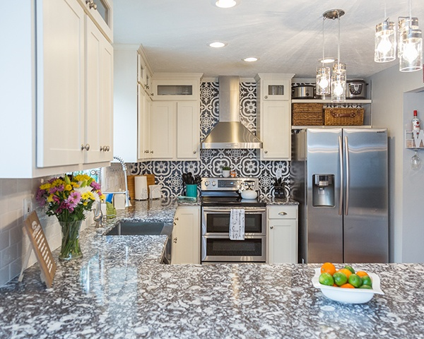 Cambria Quartz Kitchen Countertop