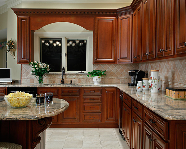 semi custom cabinetry