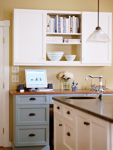 small kitchen office