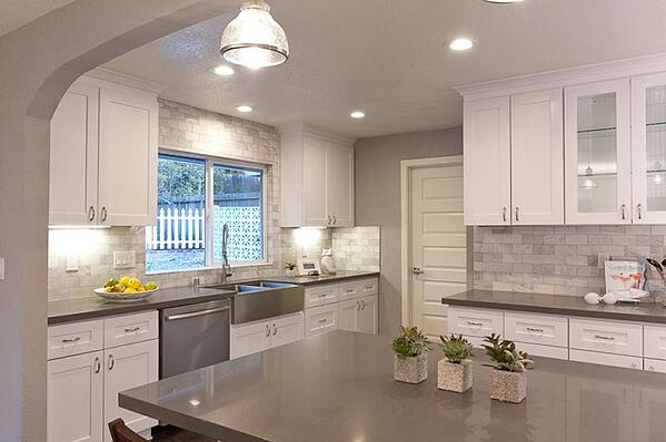 Silestone Quartz Kitchen Countertop