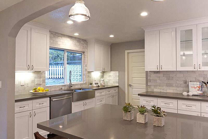 Silestone Quartz Kitchen Countertop