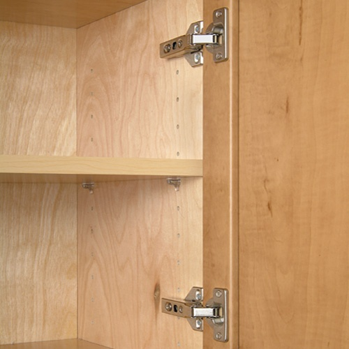 Adjustable Kitchen Cabinet Shelves