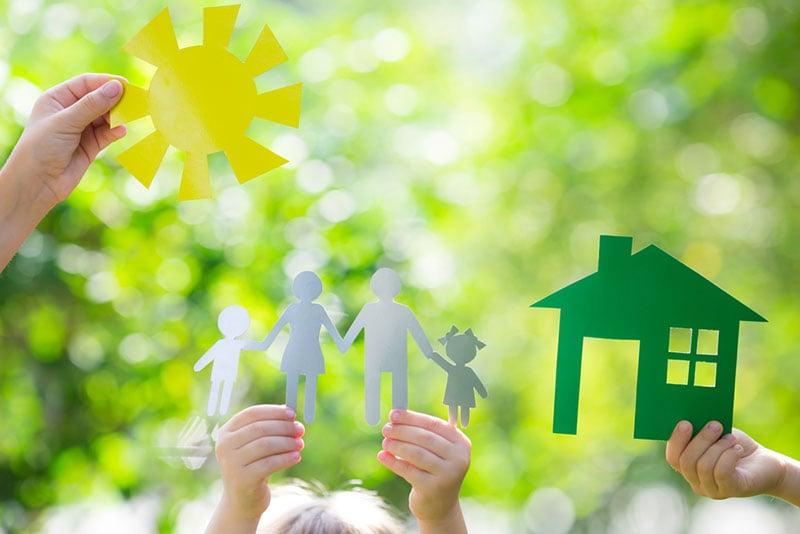 banheiros ecologicamente corretos, sunshine house people