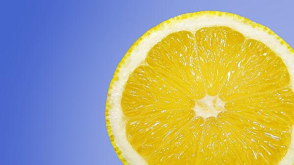 Cleaning your Kitchen with Lemons