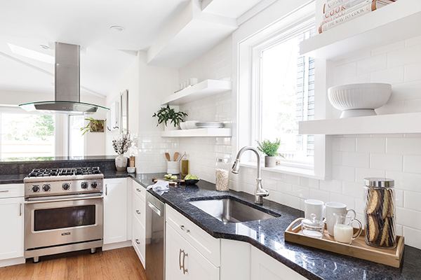 Custom Kitchen Features — the Distinction is in the Details
