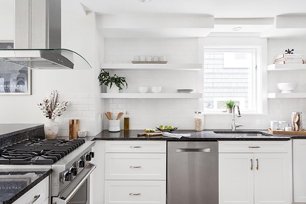 Modern kitchen designs and functionality
