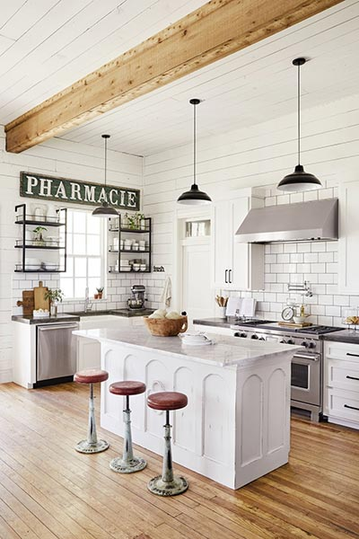 5 Steps to a Farmhouse Kitchen