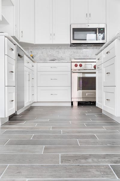 kitchen floor cleaning tips