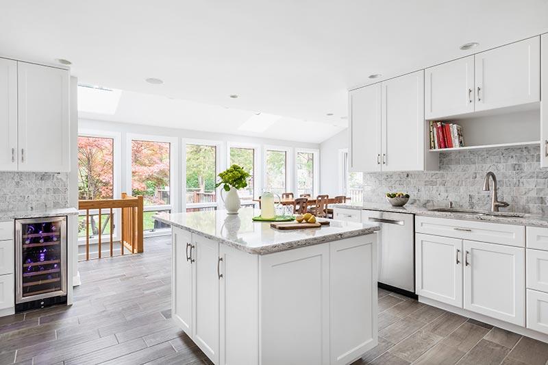 Amazing Kitchens With Open Floor Plans