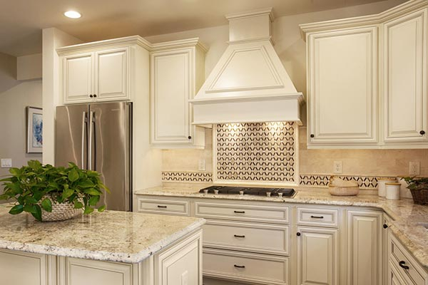 Refaced Kitchen Range Hood